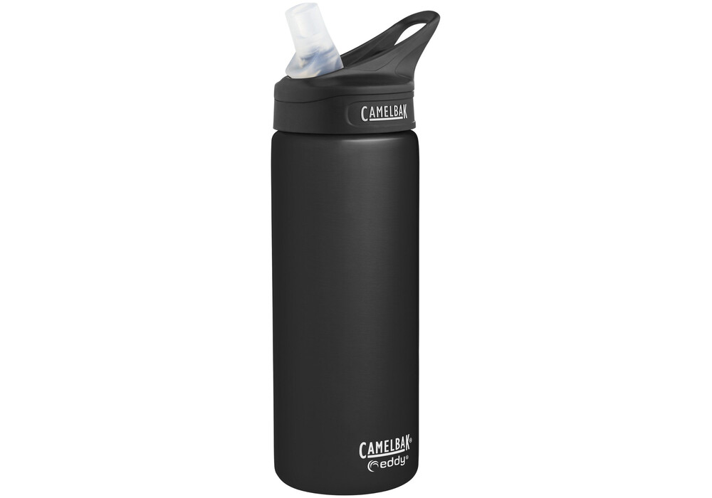 camelbak eddy vacuum thermo trinkflasche 600ml raven. Black Bedroom Furniture Sets. Home Design Ideas